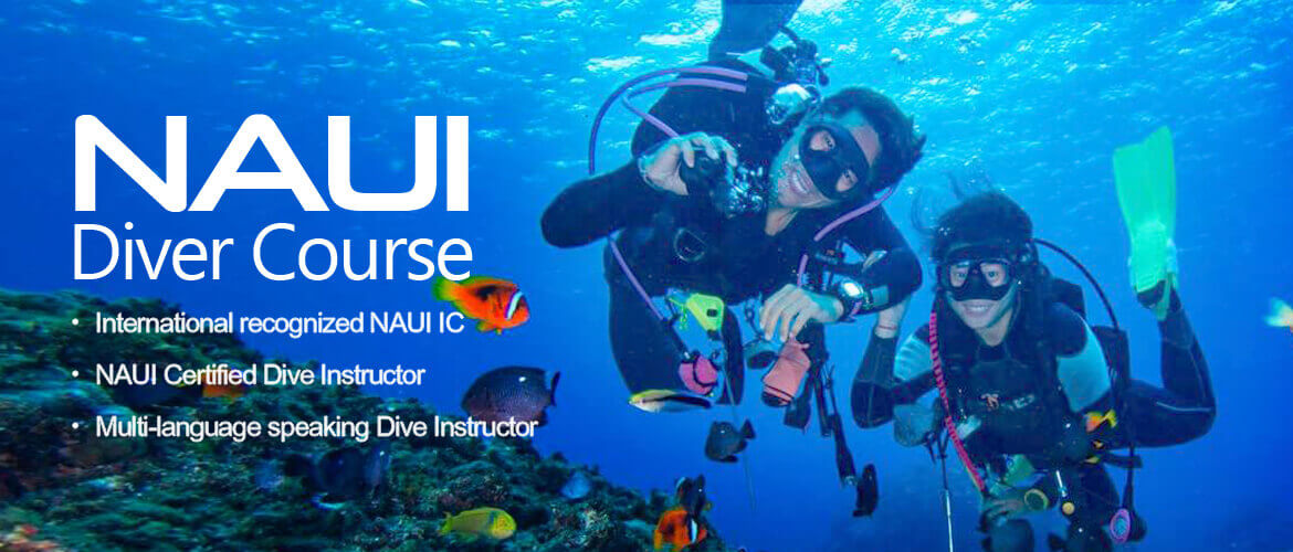 NAUI Diving Course