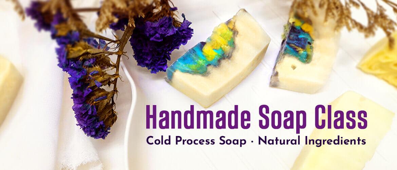Handmade Soap Class