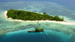 3D2N Lankayan Island Dive Resort