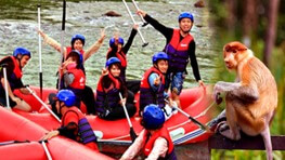 Papar River Rafting + Weston River Cruise