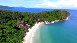 2D1N Dolphin Island Resort