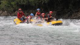 Kedamaian River Rafting
