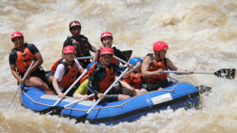 Padas River White Water Rafting