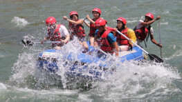 Kiulu White Water River Rafting
