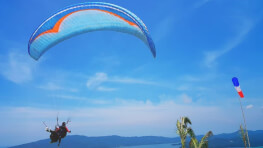 The Peak of Hope - Paragliding