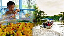 Blue Lagoon + Kawa Kawa River Cruise