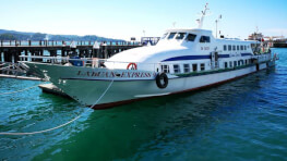 Mantanani Island Luxury Express Ship