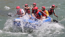 Kiulu Rafting + Muara Bay Fireflies + ATV