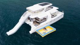 Party Boat Sepanggar Island Snorkeling