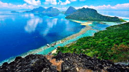 Tun Sakaran Marine Park Snorkeling