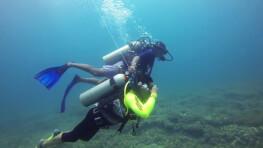 Tun Sakaran Marine Park Discovery Scuba Diving