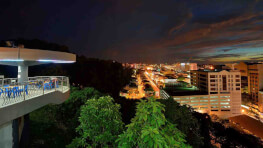 Evening Kota Kinabalu Sight & Food