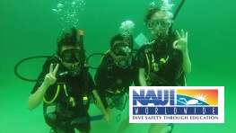 2 Days NAUI Open Water Diver Course