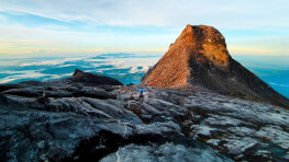 2D1N Mount Kinabalu Via Ferrata (Low's Peak Circuit)