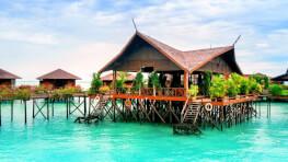 3D2N Sipadan - Kapalai Dive Resort