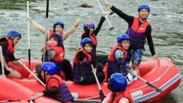 Papar River Rafting