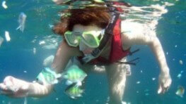 Mantanani Island Snorkeling