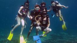 美人魚島體驗深潛