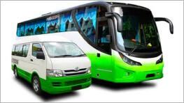 Overland Transfer to Tawau / Semporna