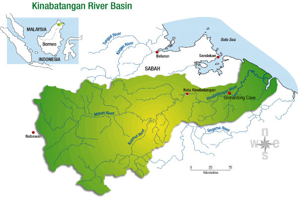 Kinabatangan River Basin