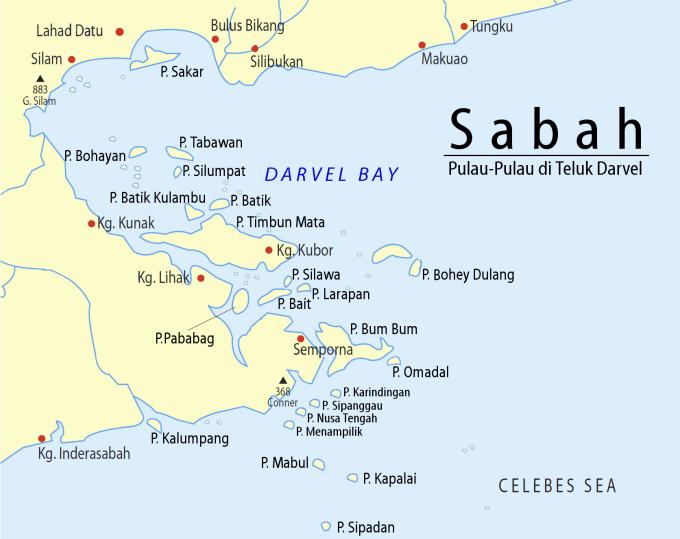 Darvel Bay